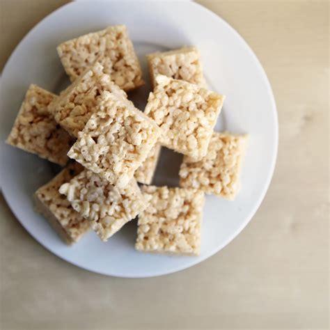 rice krispies treats recipe popsugar food