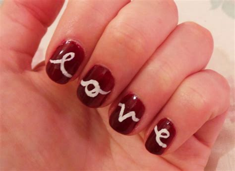 valentines day nail 60 s day nail designs for 2015