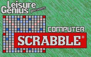 st scrabble atari st computer scrabble scans dump