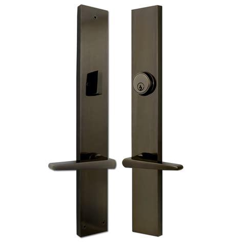 modern exterior door handle modern door hardware