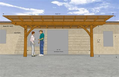 Free Patio Cover Design Plans Plans For Patio Covers