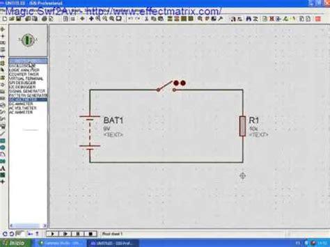 proteus photoresistor interruptor con sensor de luz o fotoresistencia en proteus funnydog tv