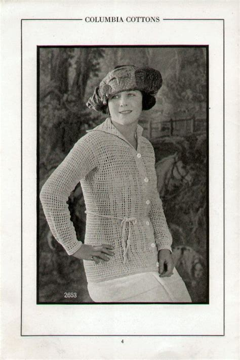 vintage knitting patterns 1920s the 182 best images about 1920s crochet knitting on