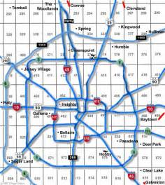 key maps houston indiana map