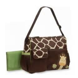 mummy giraffe zebra pattern bags tote baby care