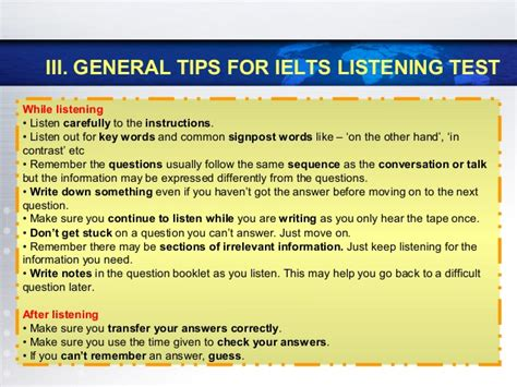ielts listening strategies the ultimate guide with tips tricks and practice on how to get a target band score of 8 0 in 10 minutes a day books ielts listening tips ielts centre in madurai