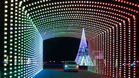 nights of lights in mobile southern living