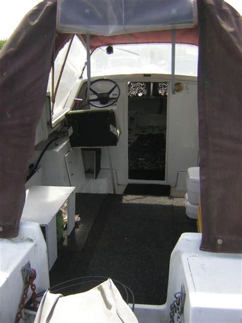 waterland boot kopen waterland 600 te koop uit 1980 boten nl polyester