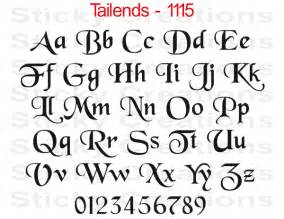 Fancy Alphabet Fonts » Home Design 2017