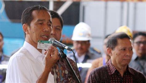 Dialog Sakti Khamasasyiah 1 jokowi bagikan 3 kartu sakti di klaten nasional tempo co