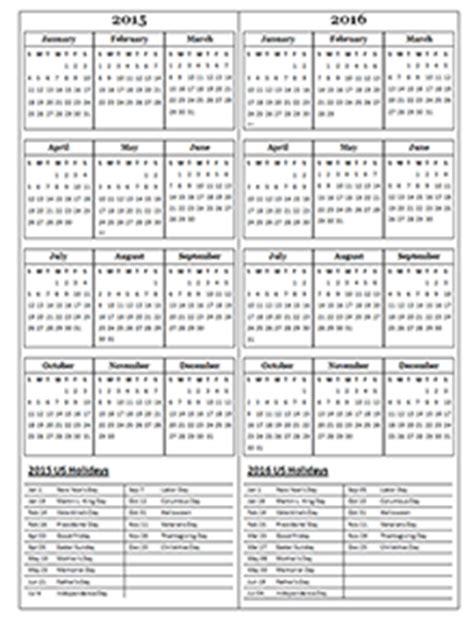 multi month calendar 2016 printable | calendar template 2018