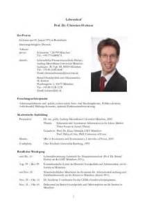 Lebenslauf Fur Einburgerung Schweiz Lebenslauf Lehrstuhl F 252 R Finanzwissenschaft Lmu