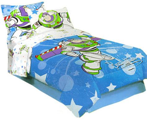 Buzz Lightyear Bed Set Story Buzz Lightyear Comforter Bed Set Bedding