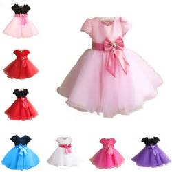 2016 new design luxury new princess girl dress kids baby girl dress