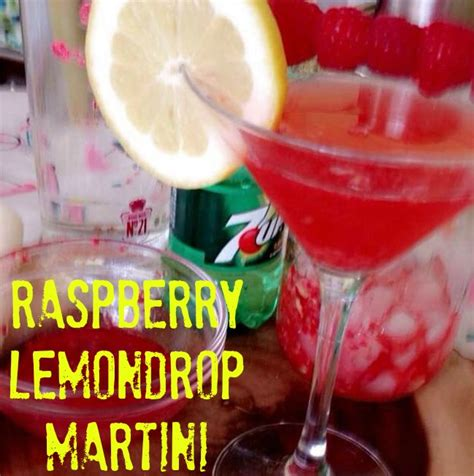 raspberry lemon drop martini raspberry lemon drop martini 171 recipes 171 s losin it