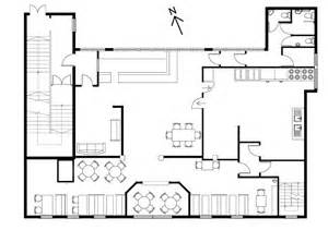 floor plan websites plan architecturale d un restaurant home