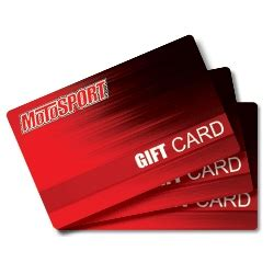 Motosport Gift Card - top 10 gifts of 2013 for atv fans motosport