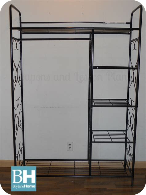 wandschrank metall coupons and lesson plans 5 tier metal closet with hanging
