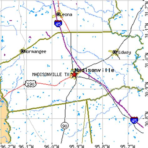 madisonville texas map madisonville tx pictures posters news and on your pursuit hobbies interests and worries