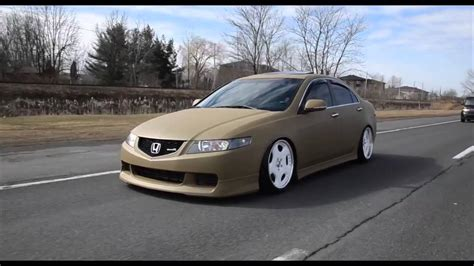 acura stance lowlevel easter x acura tsx makeover x stance
