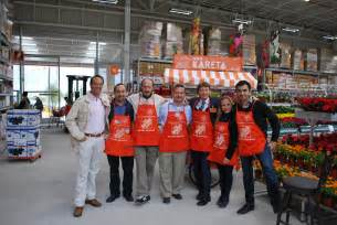 story of success home depot messico