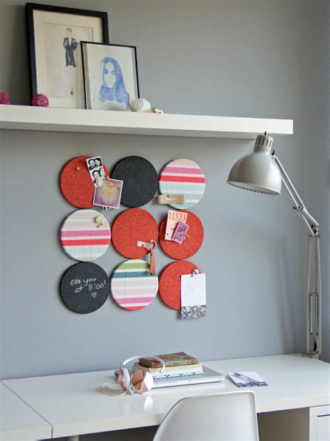home design message board dress up bulletin boards with fabric and paint hgtv