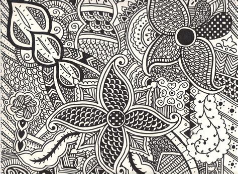 full page coloring designs decoreren met henna figuren en vormen hobby blogo nl