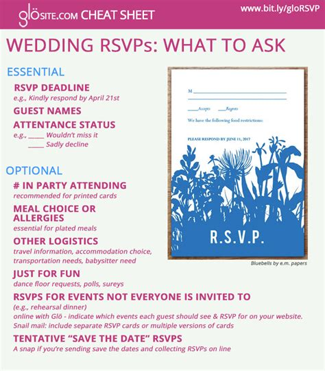 wedding invitation rsvp cards wedding rsvp wording what should i ask my guests