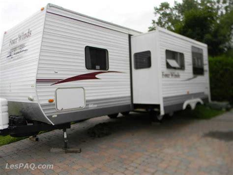 A Bunk Bed Roulotte Fourwinds A Vendre V 233 Hicules Vans Motoris 233 S