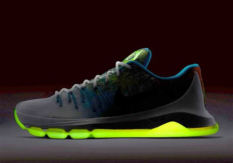 Nike Glow In The nike kd 8 n7 release date sneaker bar detroit