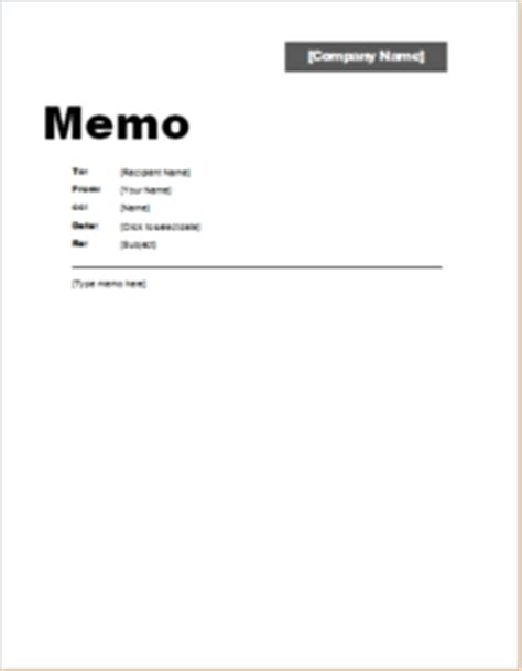 professional design memo template 5 memo templates collection for ms word templateinn