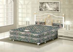 Kasur Bed Central Deluxe list of equipment