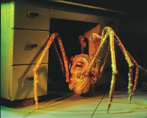 the thing the thing norris creature spider