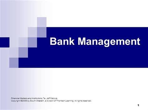 38159089 bank management authorstream