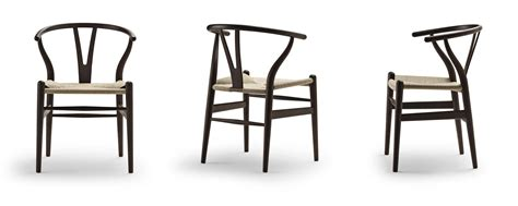wishbone chair limited edition  ancient oak