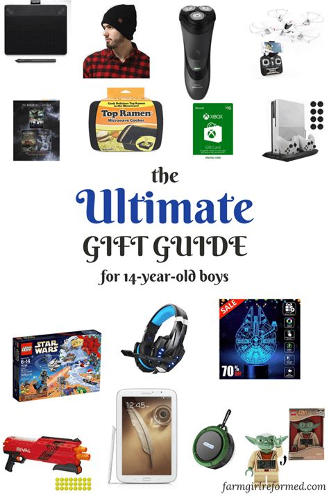 holiday gift guide for 14 year olds the ultimate gift guide for 14 year boys farm reformed