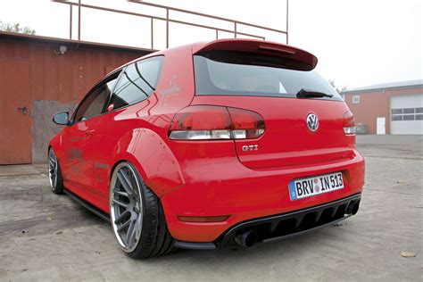 volkswagen modified ingo noak volkswagen golf 6 gti modified autos world blog