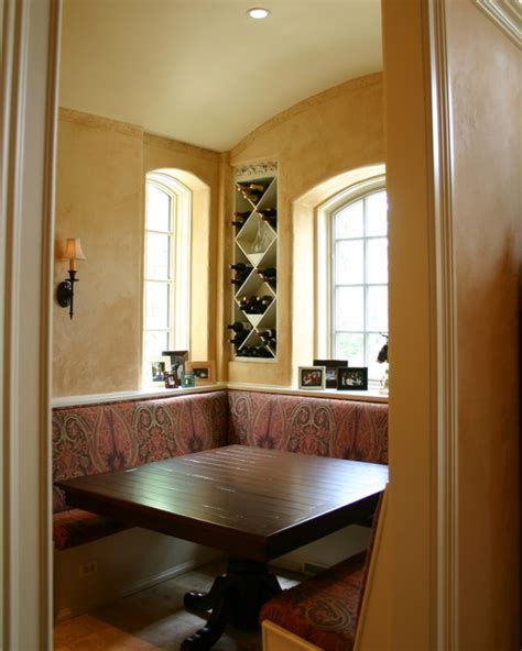 dining room nooks country french estate breakfast nook traditional