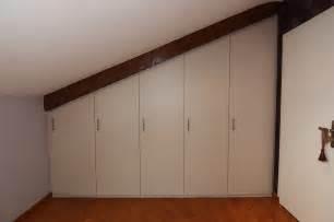 placard sous pente combles escalier chamb 233 ry plak