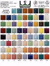 mayco colors duncan glazes color chart
