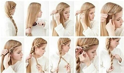 freeze braids hairstyles elsa hair pretty braids and queen elsa on pinterest