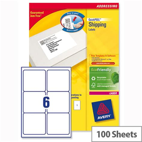 avery   address labels laser   sheet