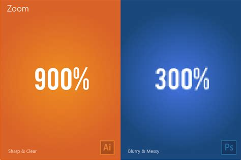 logo design photoshop vs illustrator 9 cool posters that show the differences between adobe
