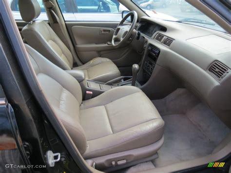 Toyota Camry 1998 Interior 1998 Toyota Camry Le V6 Interior Color Photos Gtcarlot