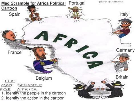 scramble for africa ppt imperialism the scramble for africa powerpoint