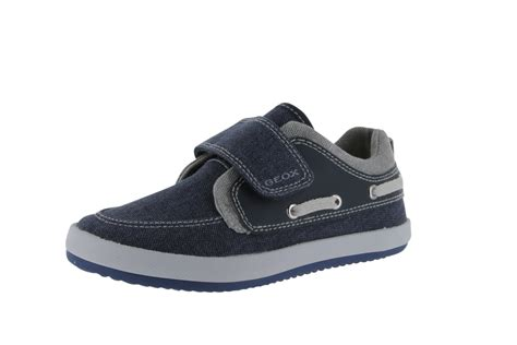 boy sport shoes geox kiwi boy sport casual shoe sneakers ebay