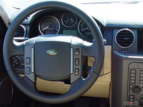 land rover 2007 interior 2007 land rover lr3 interior u s report