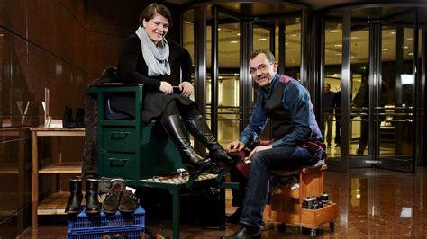 Schuhe Polieren Berlin by Saubere Treter Haus Ich Bin Der Edelste Schuhputzer