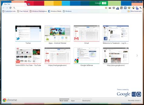 google launches new bookmarks interface for chrome ubergizmo google sizzled core android internet media gadget