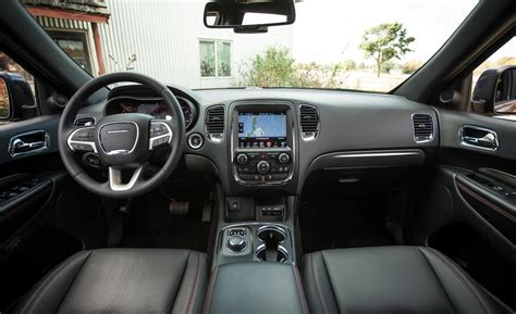 Dodge Durango 2014 Interior by Car And Driver